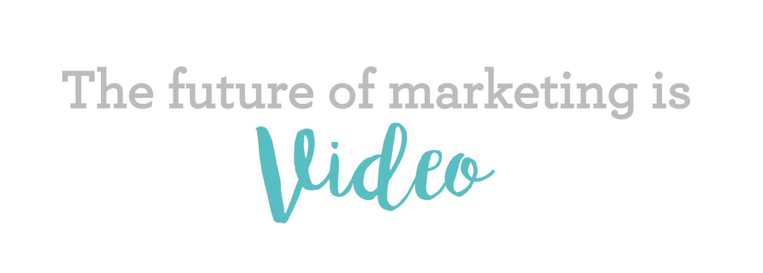 the future of marketing is video #storytelling www.amandablum.com