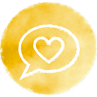 Yellow-speechbubble-heart